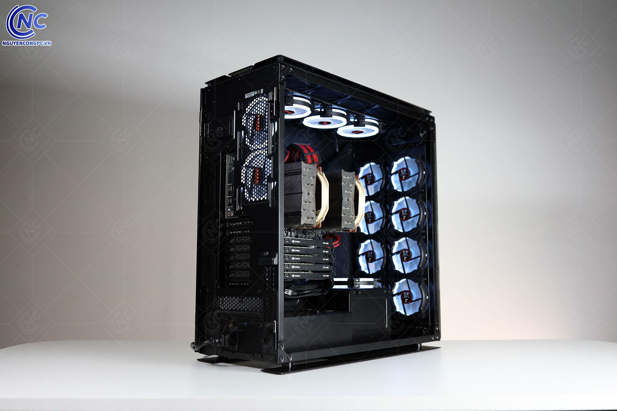 bộ PC khủng nhất Việt Nam