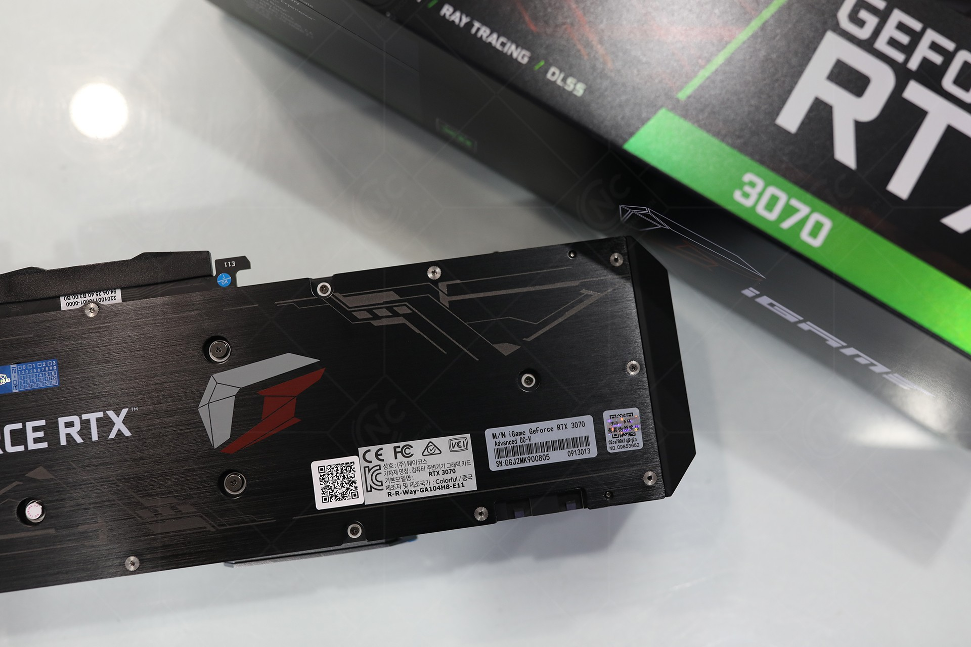 Card đồ họa Colorful iGame RTX 3070 Advanced OC-V 8GB GDDR6