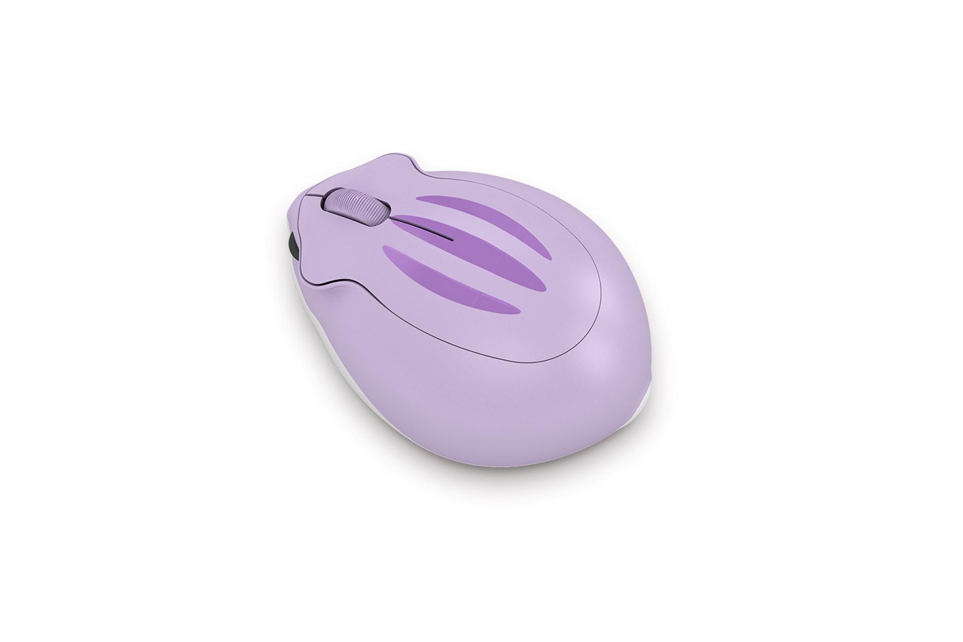 Chuột không dây Akko Hamster Shion sử dụng chuẩn kết nối không dây 2.4GHz