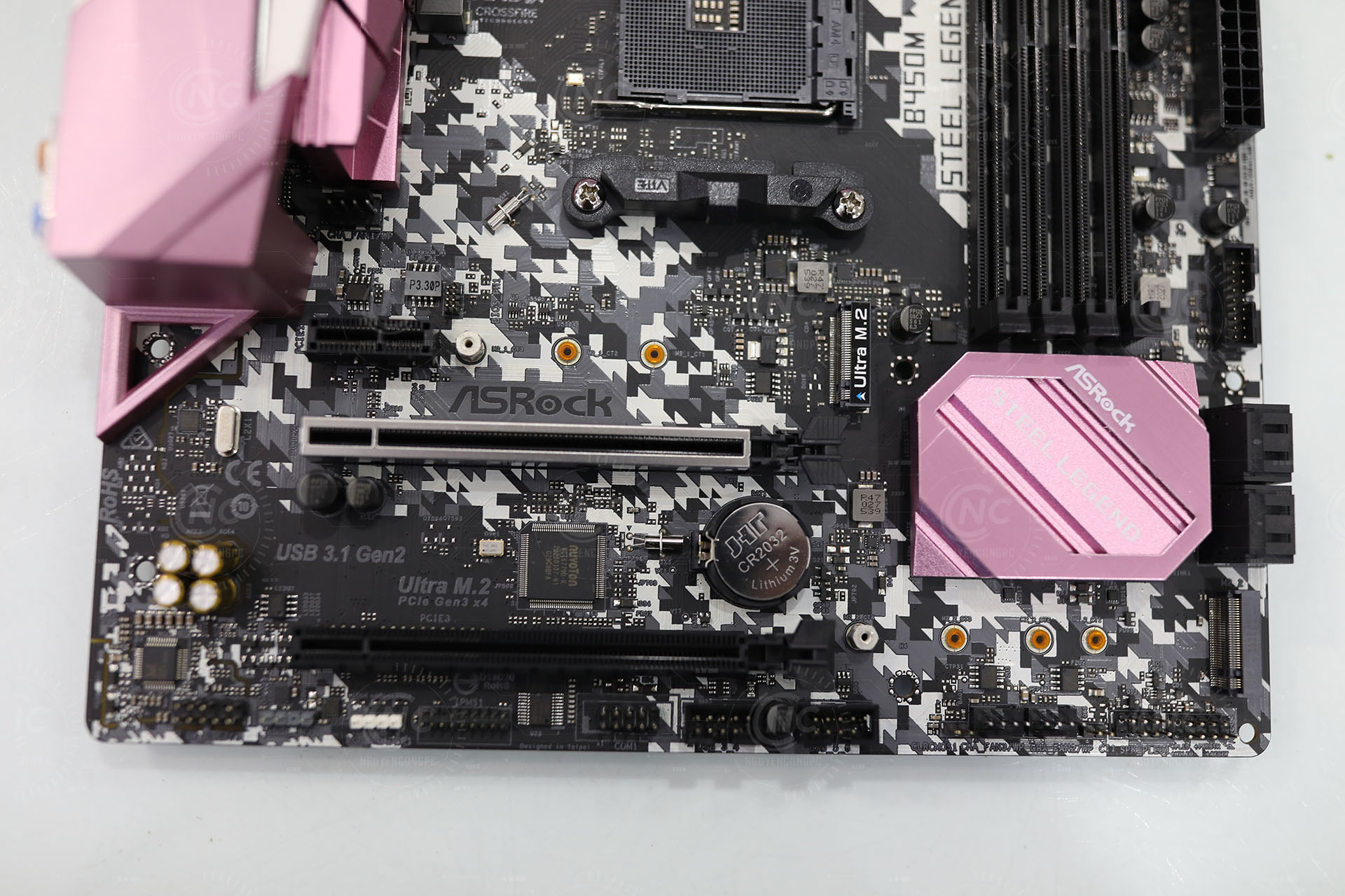 b450m pink
