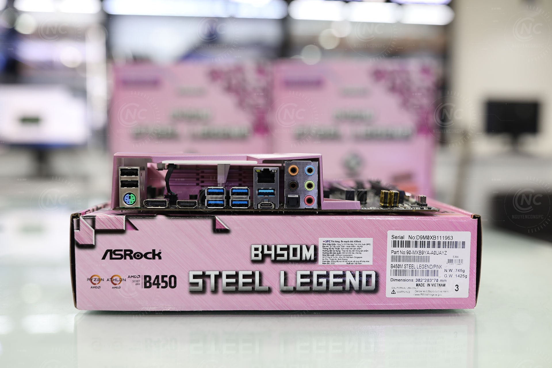 mainboard-asrock-b450m-steel-legend-pink-edition-8