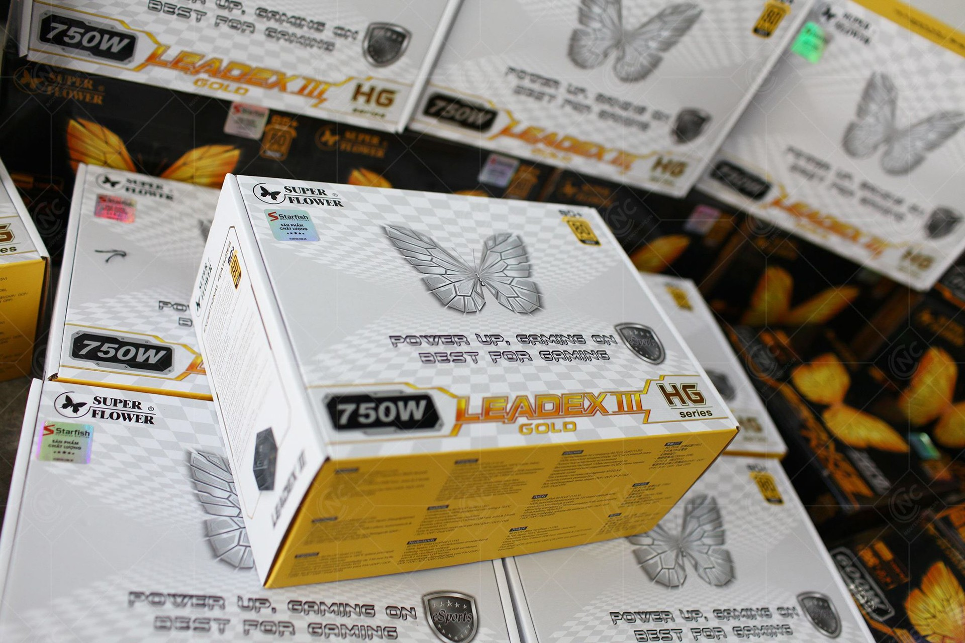 nguon super flower leadex iii 750w