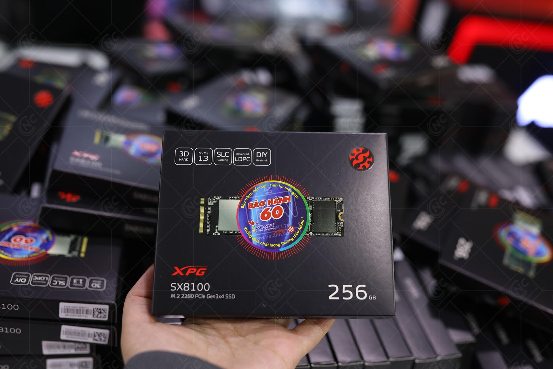 SSD ADATA XPG SX8100