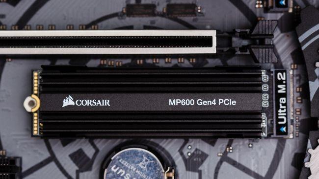 corsair mp600 500gb m2 nc