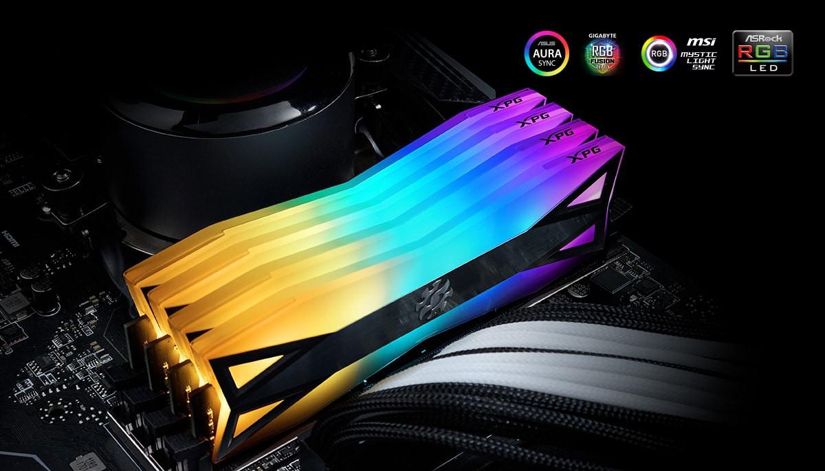 ADATA SPECTRIX D60G RGB