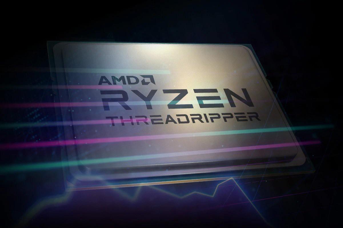 Ryzen Threadripper 3990X hãng