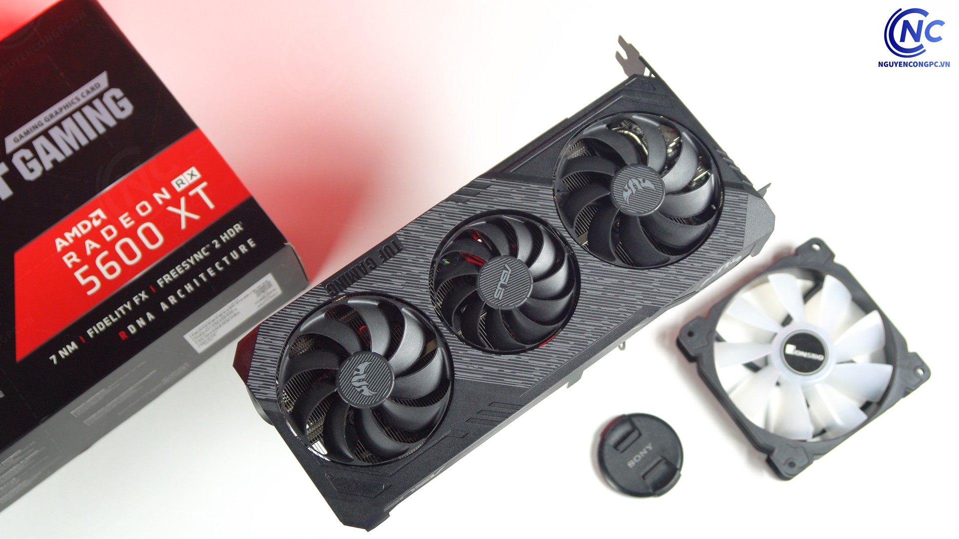 ASUS Radeon RX 5600 XT TUF3 O6G EVO GAMING