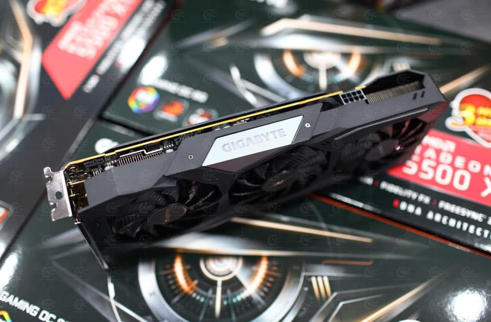 RX 5500 XT GAMING OC