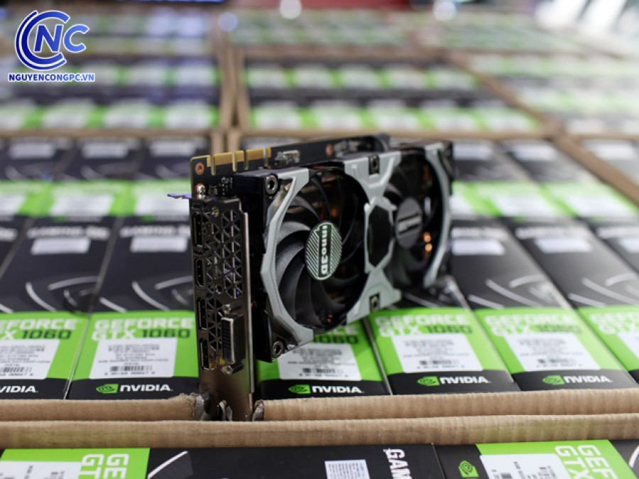 Inno3D Geforce GTX 1060 6GB GAMING OC