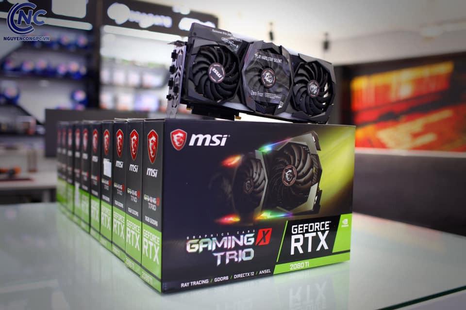 MSI GeForce RTX 2080 Ti