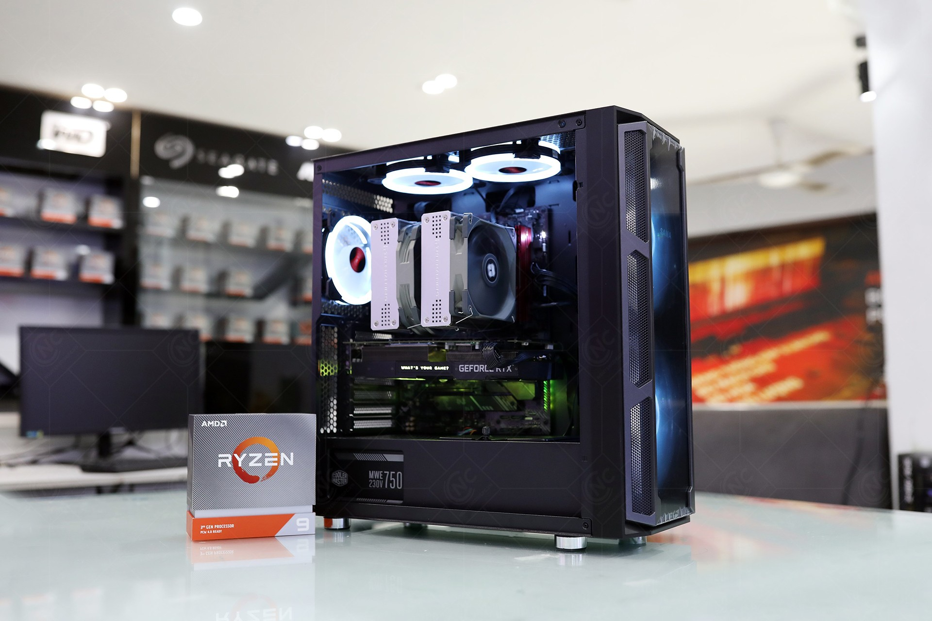 Bộ PC AMD RYZEN 9 3950x | 32GB | RTX 2070