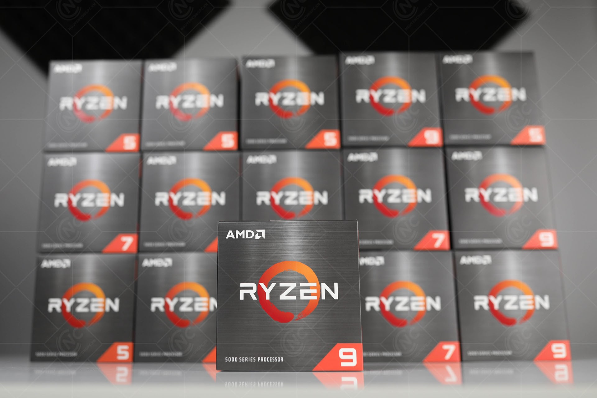 CPU AMD Ryzen 9 5950X