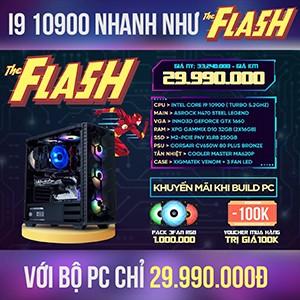 flash sale pc intel core i9 10900