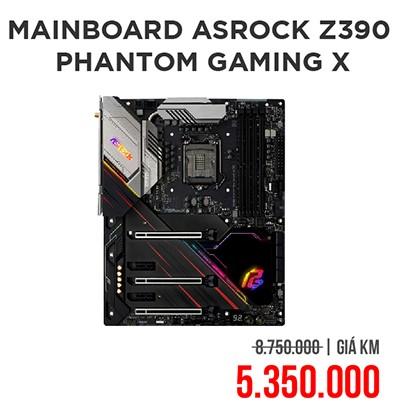 mainboard z390 phantom gaming x
