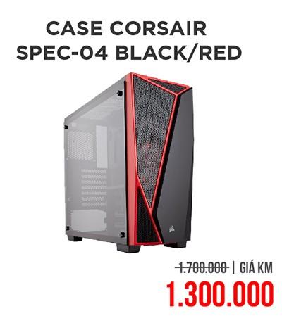 vỏ máy tính corsair spec 04