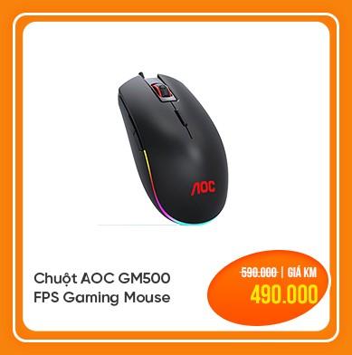 chuột aoc gm500