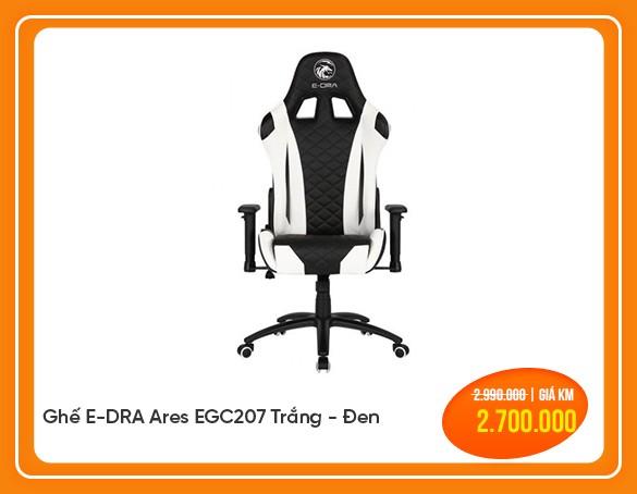 ghế edra ares egc207