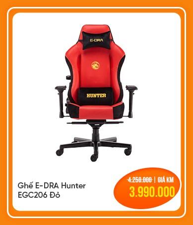 ghế edra hunter egc206