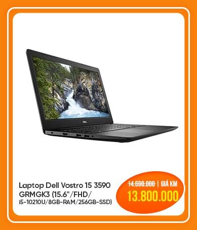 laptop dell vostro 15 3590