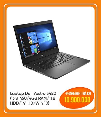 laptop dell vostro 3480