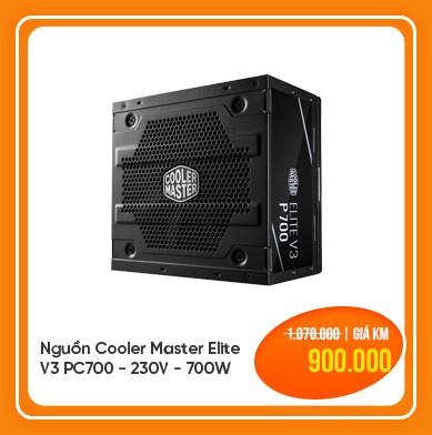 nguồn cooler master elite v3 pc700