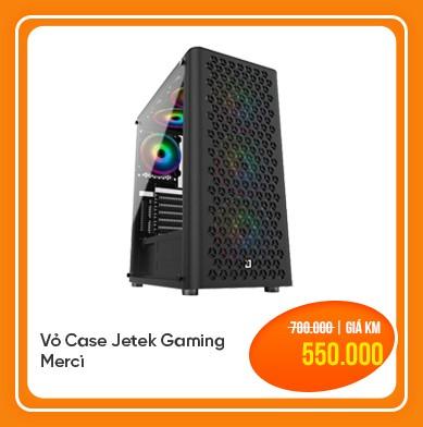 Vỏ máy tính Case Jetek Merci G9605B
