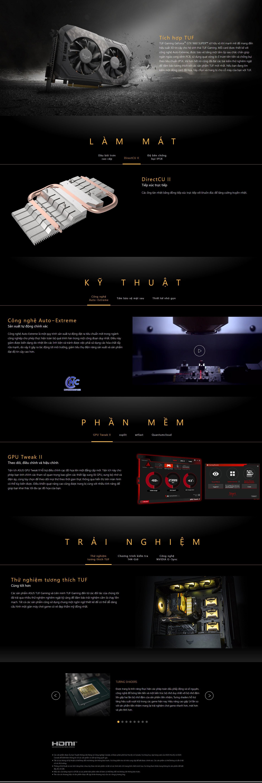 TUF GTX 1660 Super O6G Gaming