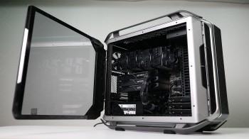 Hình ảnh Hắc Bạch Công Tử (Bộ PC Al Dual Xeon E5 2686 v4 | RAM 128GB | 3 x RTX 2080 Ti) siêu chất