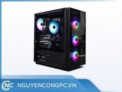 Bộ PC CHẠY MÁY ẢO – GỈA LẬP – RENDER: E5 2678 v3   RAM 64G   VGA RX550 4G