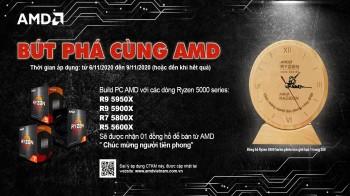 BỨT PHÁ CÙNG AMD