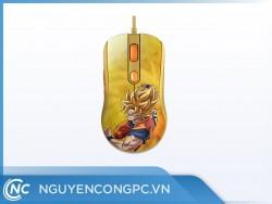Chuột Akko AG325 Dragon Ball Super Gold GOKU
