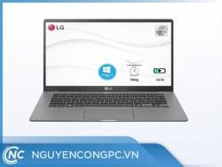 "Laptop LG gram 14Z90N-V.AR52A5 (14""/FHD/i5-1035G7/RAM-8GB/SSD-256GB)"