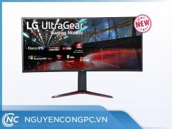 """Màn hình cong LG 38GN950-B 38""""/WQHD+/IPS/1,07 tỷ màu/HDR/160Hz/1ms/G-Sync/FreeSync"""