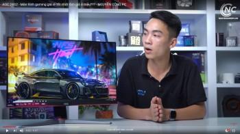 Màn hình gaming AOC 24G2 - Lựa chọn tốt nhất trong tầm giá 4 triệu