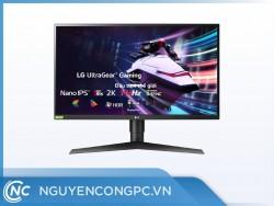 """Màn hình LG UltraGear 27GL850-B (27""""/2K/Nano IPS/1 Tỷ màu/HDR 10/144Hz/1ms/G-Sync/FreeSync)"""