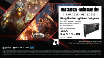 Mua card xịn - nhận game đỉnh (07/2020)