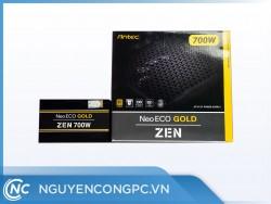 Nguồn Antec NeoEco NE700G ZEN 700W - 80 Plus Gold