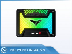 Ổ cứng SSD 250G Team T.Force Delta S Tuf Gaming RGB