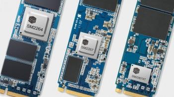 Ổ SSD PCIe 4.0 rẻ hơn có thể đang được triển khai nhờ bộ điều khiển mới của Silicon Motion