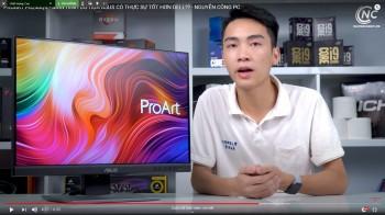 Review màn hình ASUS ProArt PA248QV: Màn đồ họa này có thực sự tốt hơn Dell