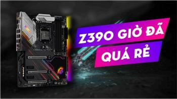 TOP 4 LÝ DO NÊN CHỌN Z390 Ở THỜI ĐIỂM GIỮA NĂM 2020 - ASRock Z390 Phantom Gaming X