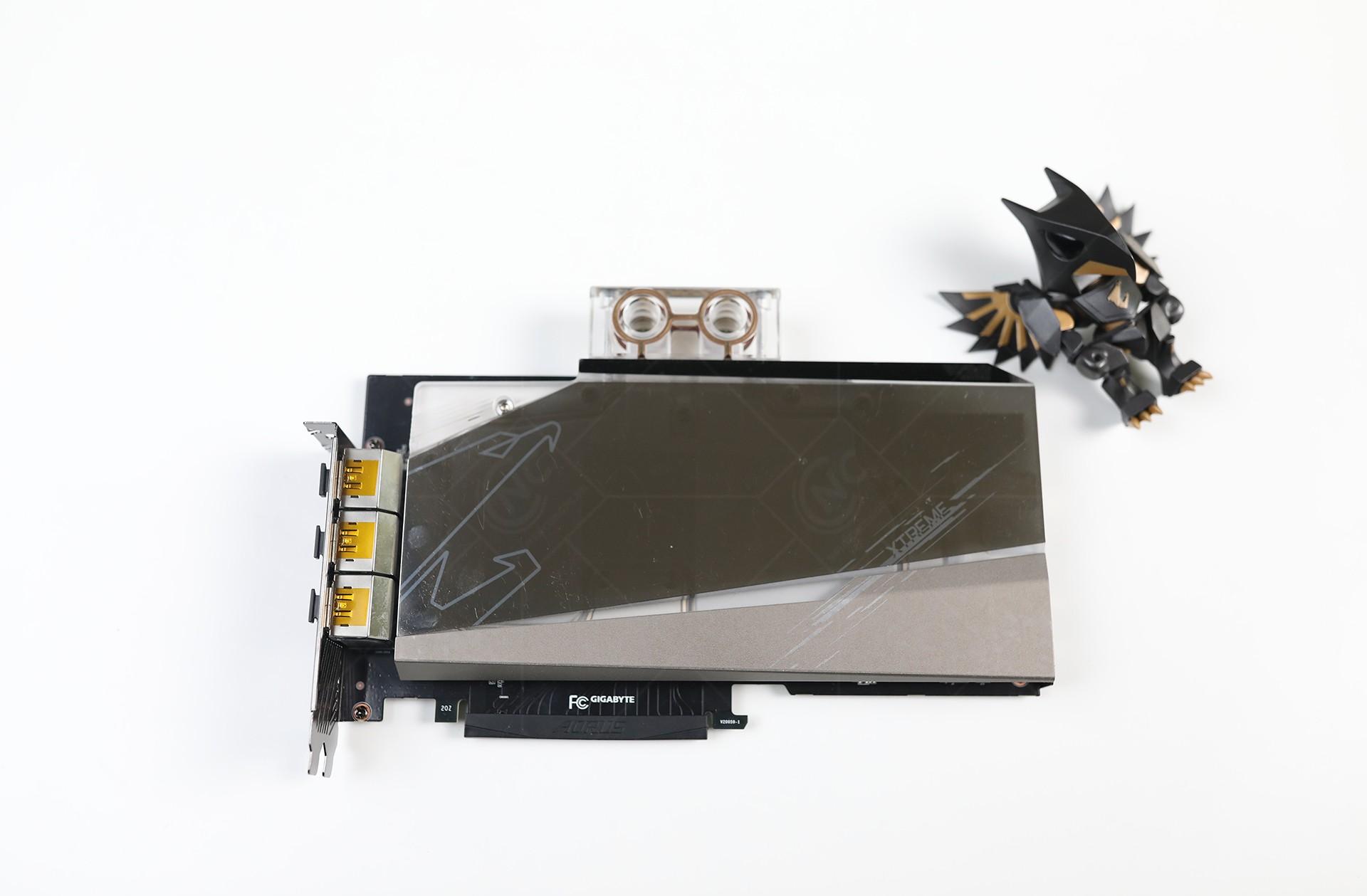 Card Đồ Họa GIGABYTE AORUS GeForce RTX 3080 XTREME WATERFORCE WB 10G