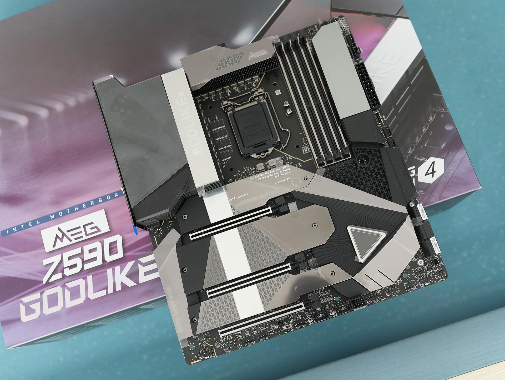 MSI Z590 GOLIKE