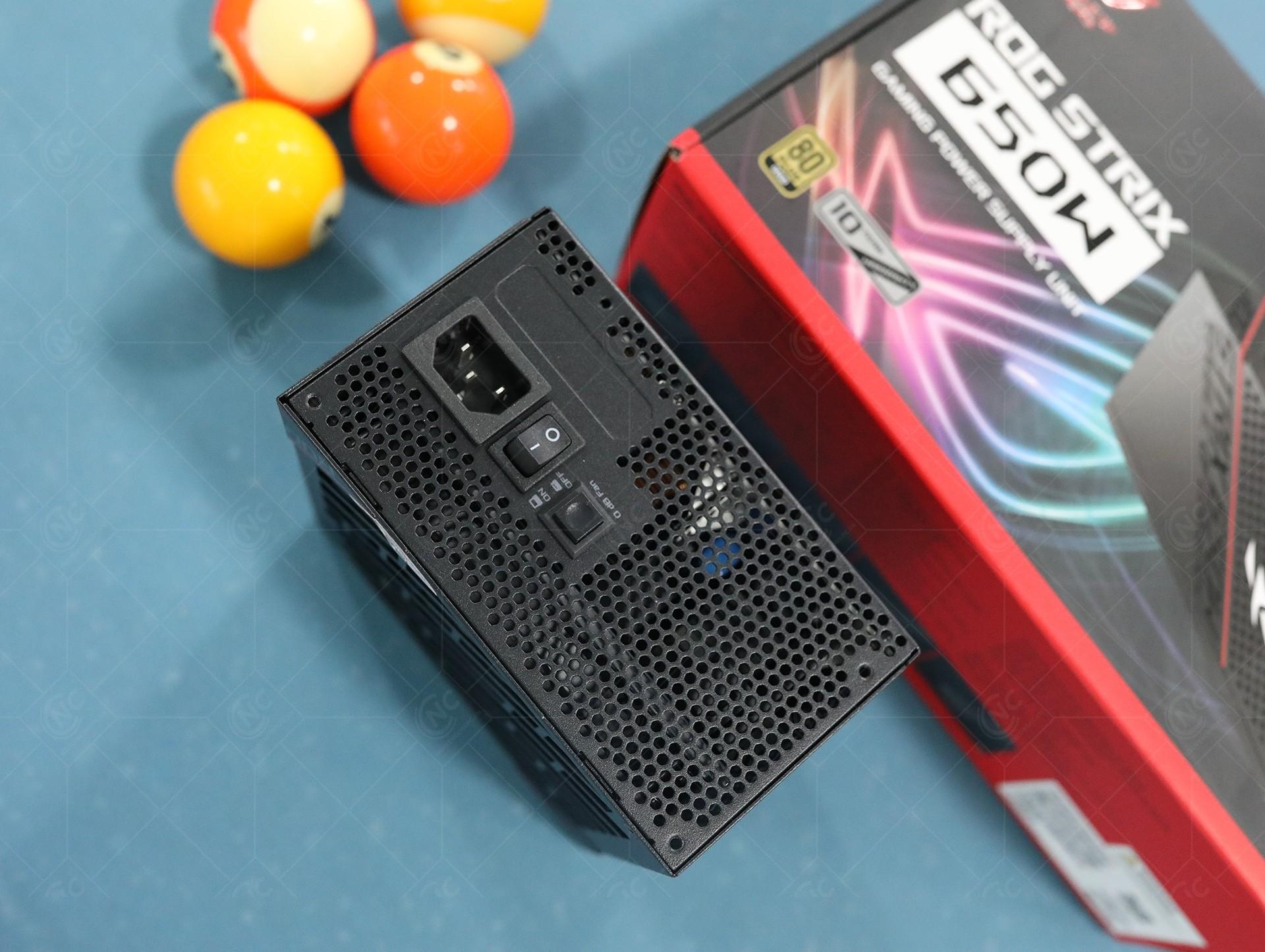 Nguồn ASUS ROG Strix 650G (Fully modular, 650W)