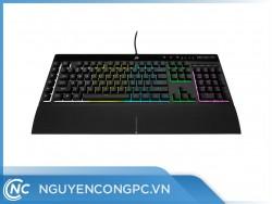 Bàn phím gaming Corsair K55 RGB PRO