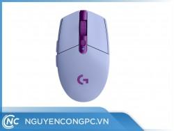 Chuột không dây Logitech G305 LIGHTSPEED - Lilac