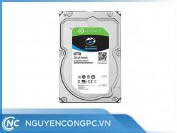 Ổ Cứng HDD SEAGATE ST6000VX001 6TB (SKYHAW, 6Gbps, SATA, 5400PRM)