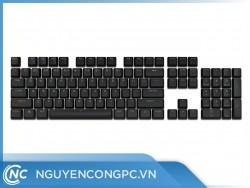 Bộ nút thay thế Corsair Keycap PBT Double-Shot PRO Onyx Black
