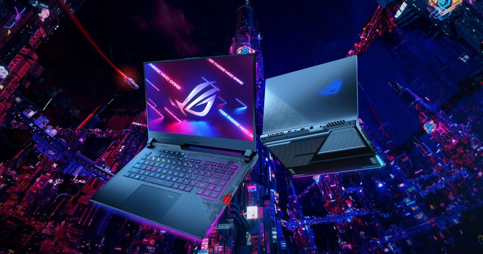 Laptop Asus ROGStrixSCAR 15 G533QM-HF089T