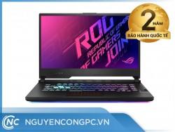 Laptop Asus ROG Strix G15 G512-IAL013T (i5 10300H/ 8GB RAM/ 512GB SSD/ 15.6 FHD 144hz/ GTX 1650Ti 4GB/ Win10/ Đen)